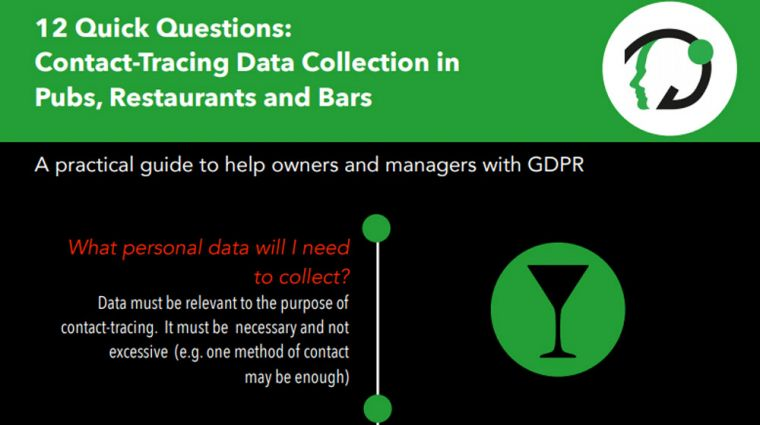 12 GDPR checkpoints for Contact Tracing